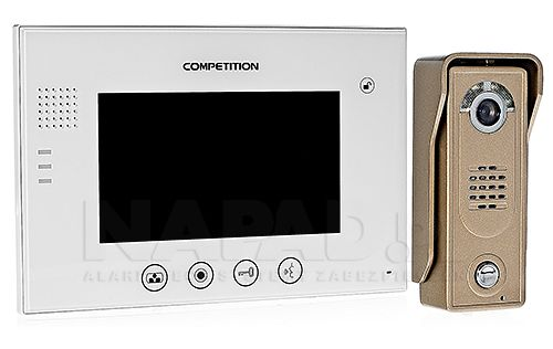 wideodomofon competition zestaw